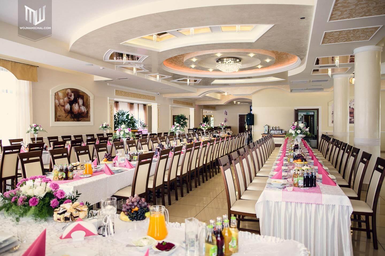 Idealna sala weselna na Twoją uroczystość